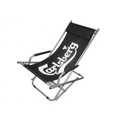 Strandstol med reklamtryck