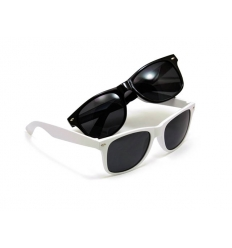 Sunglasses with print