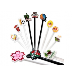 Custom stir stick