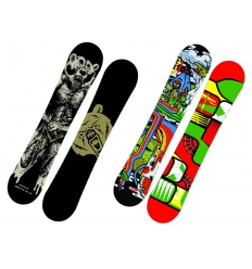 Promotional snowboard