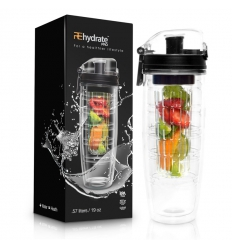 Sports bottle - Infuser