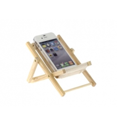 Smartphone chair with print