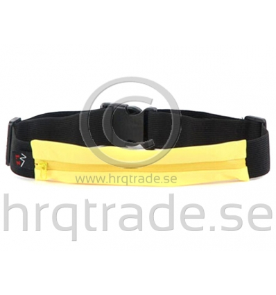 Runners belt with logo