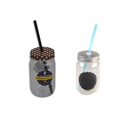 Smoothie jar - glass