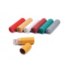 Miljövänligt USB-minne - återvunnet papper