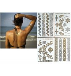 Tatuering kroppssmycke - Body jewelry tattoo