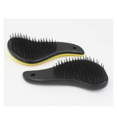 Detangle hair brush