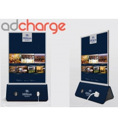 AdCharge - Laddstation med reklam
