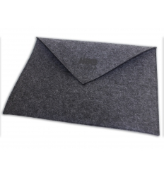 Notebook sleeve in felt