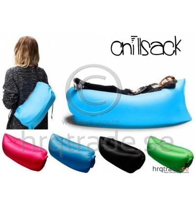 Chillsack - Självuppblåsbar soffa / fåtölj