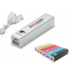 Powerbank with print