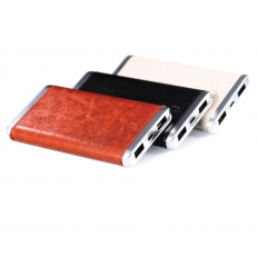 Powerbank - Leather