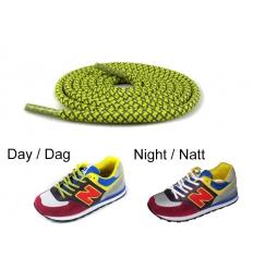 Shoelaces reflective