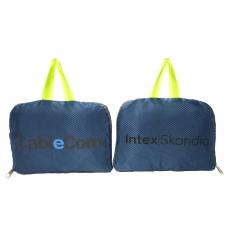 Ihopvikbar ryggsäck med tryck