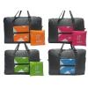 Vikbar väska med tryck
