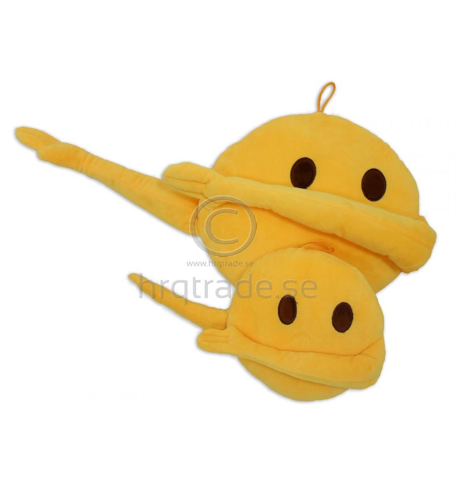 DAB Emoji - Plush pillow - Harlequin Trade AB - hrqtrade.se