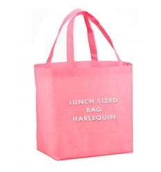 Rosa lunchpåse