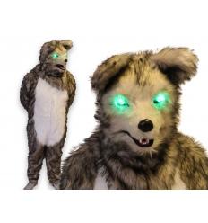 Realistic mascot costumes