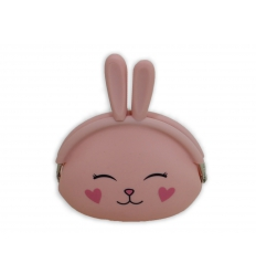 Silicon money pouch - Rabbit