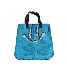 Shopping bag - Reversible sequins