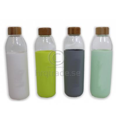 Vattenflaska - glas