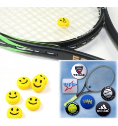 Vibrationsdämpare Tennis i er design