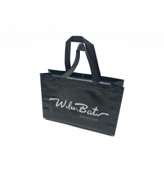 Laminated Non-woven bag - Leather finish