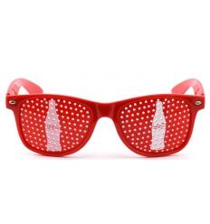 Solglasögon med logga