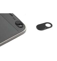 Webcam blocker with print