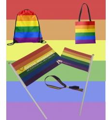 Prideprodukter med tryck