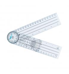 Goniometer med tryck