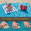 Sandfri strandfilt