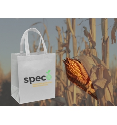 Eco friendly non-woven bag with print - PLA