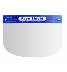 Face visor - Medical use