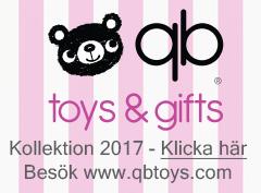 Mjukdjur - QB Toys - Kollektion 2015